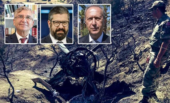 Düşen füzede 'İsrail izi' iddiası!