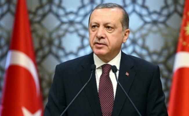 Erdoğan'dan Lozan mesajı...