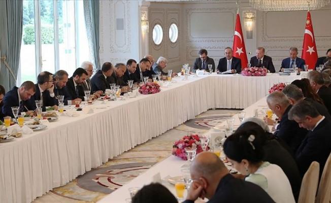 Erdoğan: Koparılan kıyametler bizi ilgilendirmiyor...