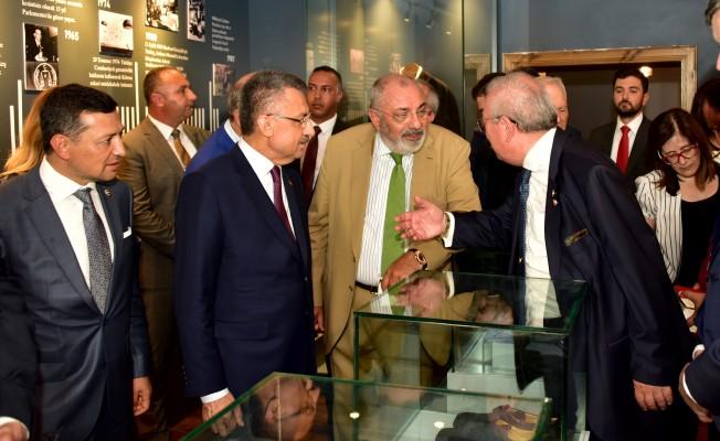 Erhan Arıklı'dan müze sitemi! Bu kimsenin aklına gelmedi...