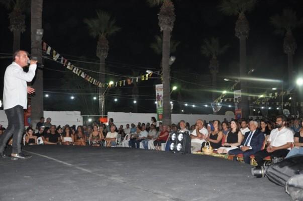 Güzelyurt Festivalinde Cem Karaca anma Gecesi