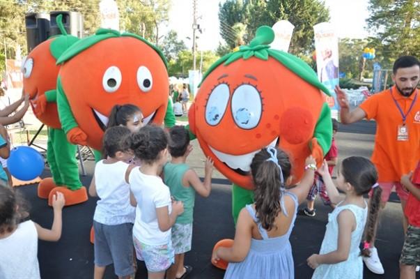 Güzelyurt Portakal Festivalı sürüyor...