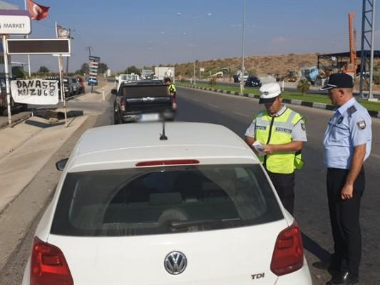 Haftalık trafik raporu! 79 kaza, 18 yaralı...