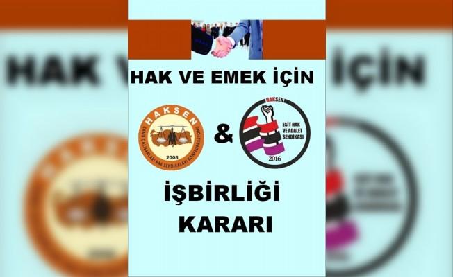 Hak-Sen, Türkiye Konfederasyonu'na üye oluyor