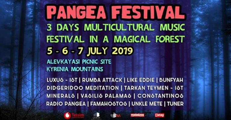 İkinci Pangea Festival yarın başlıyor