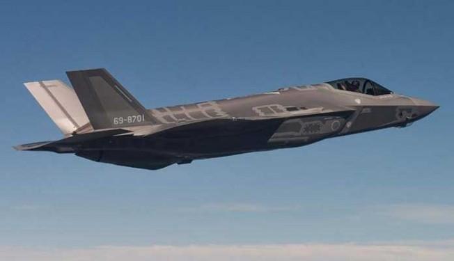 İngiliz F-35'leri Kıbrıs'tan ayrıldı