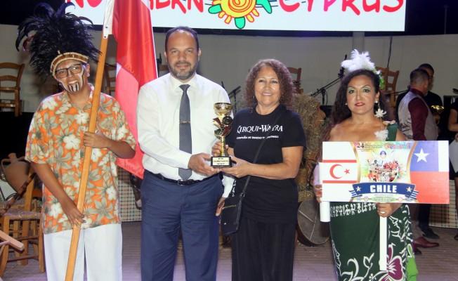 İskele Halk Dansları Festivali 24 yaşında...