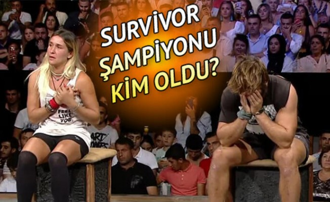 İşte Survivor Türkiye birincisi