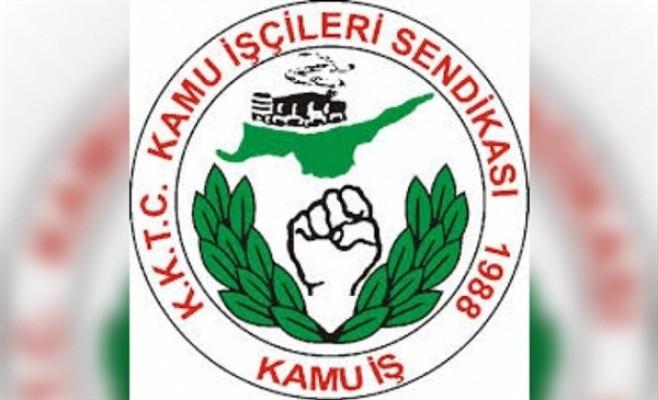 Kamu-İş Ankara'da eğitim seminerine katılıyor.