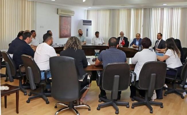 Kapalı Maraş Envanter Komisyonu, ilk toplantısını yaptı