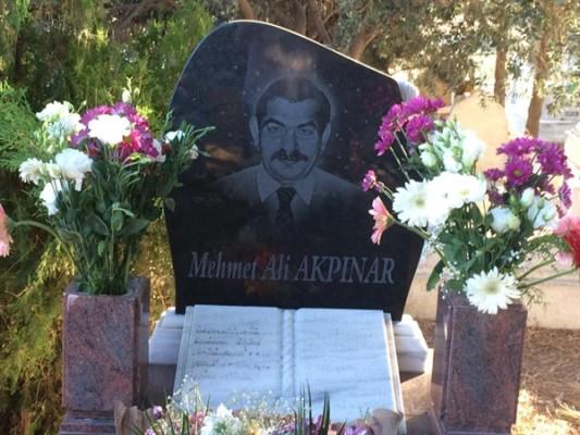 Mehmet Ali Akpınar törenle anıldı