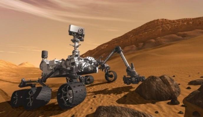 NASA'nın Mars verilerini çaldılar