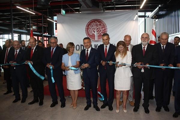 ODTÜ-KALTEV açıldı...