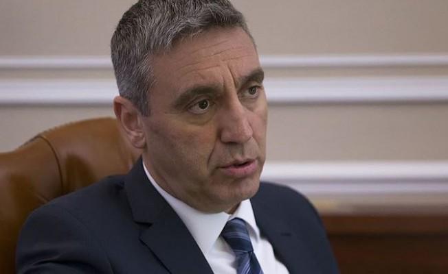Özügergin: Kıbrıs'ta AB kendini diskalifiye etti