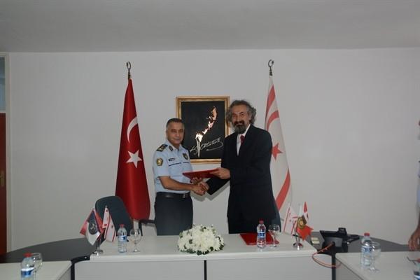 """PGM ile AKÜN arasında  """"Eğitim İşbirliği Anlaşması"""""""