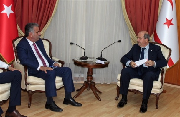 Tatar: Türkiye'den heyet gelecek...