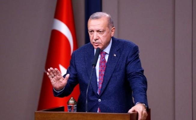 Erdoğan: KKTC'yi korkutmaya çalışıyorlar...