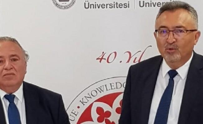 DAÜ Vakıf Yöneticiler Kurulu Başkanı Erdal Özcenk oldu