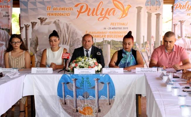 11. Pulya Festivali, 16-25 Ağustos'ta