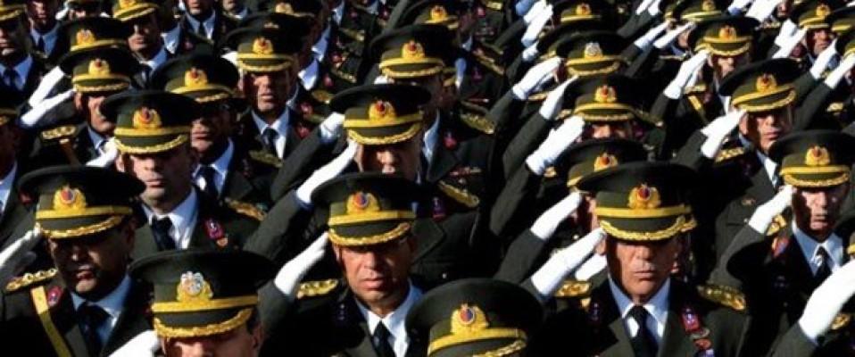 27 general ve amiralin atama işlemleri gerçekleştirildi