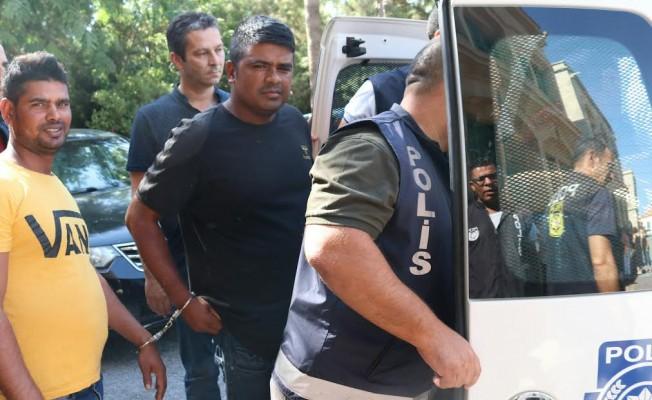 Damda yaşayan Bangladeşliler mahkemeye çıkarıldı...