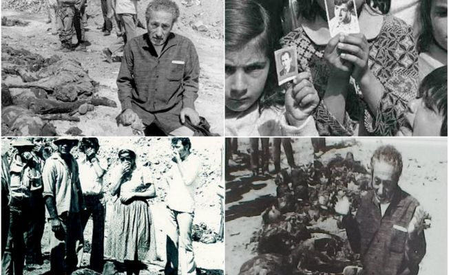 Katliamcılar hala cezalandırılmadı...