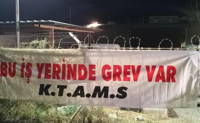 Merkezi Cezaevi'nde şok grev!