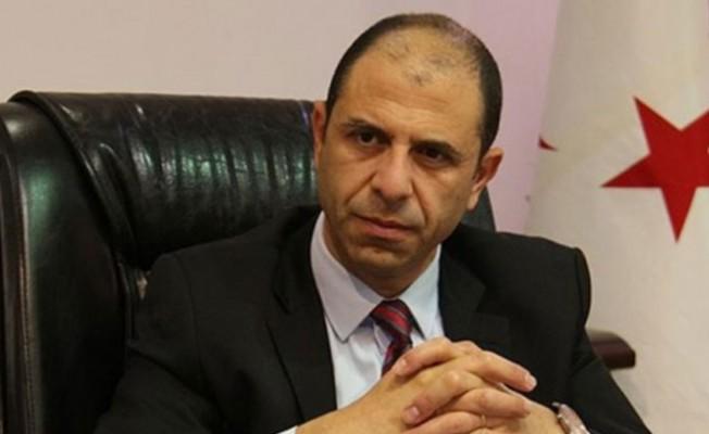 Özersay: Kapalı Maraş'ı BM kontrolüne verecek değiliz...