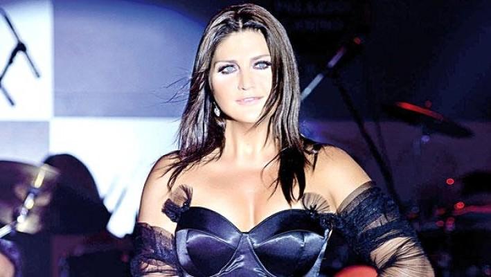 Sibel Can finali Kıbrıs'ta yaptı
