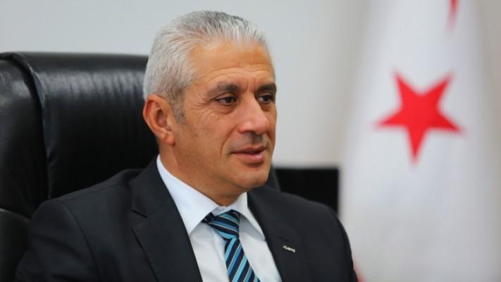 Taçoy: KKTC ve Türkiye ortak çalışmalara başladı