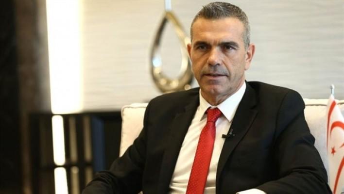 Uluçay: Doğu Akdeniz'de bir işbirliği gelecek 50 yıl katkı sağlayacak