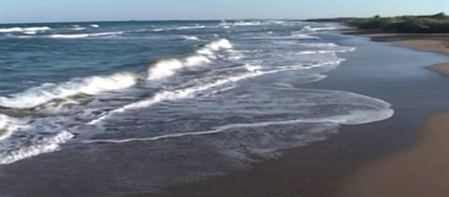 44 yaşındaki Rum Bedis Plajında boğuldu...