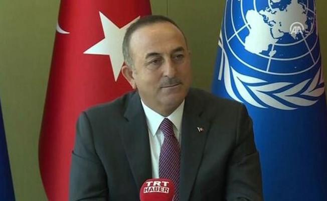 Çavuşoğlu: Ortak Komite önerisine büyük ilgi ve destek var...