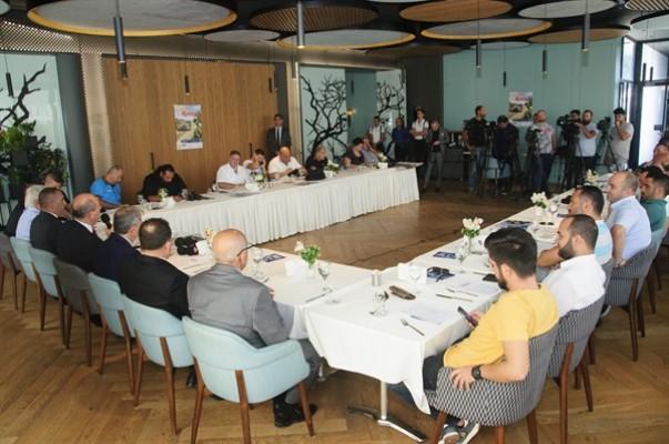 ERC Lefkoşa şehir içi özel etabı 28 Eylül'de