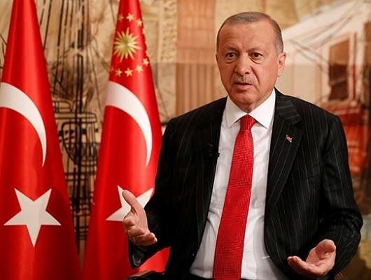 Erdoğan: Kuzey hakkını nüfusu oranıyla alacak!