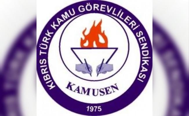 KAMU-SEN, Başbakana açık çağrıda bulundu