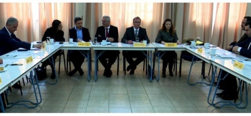 Kıbrıs Türk ve Rum siyasi partilerin ortak toplantısı 25 Eylül'de