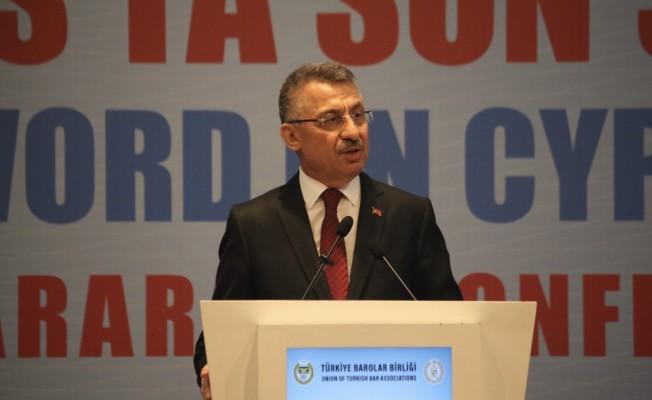 """""""Kimse, Kıbrıslı Türklere azınlık statüsünü reva görmez"""""""