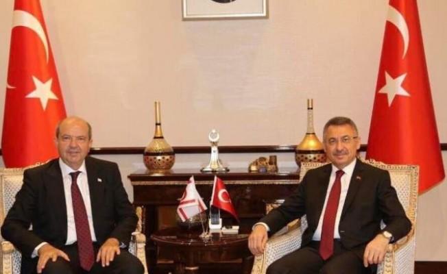 Tatar: İki ayrı devletli çözüm bizi selametle ileriye taşıyacak