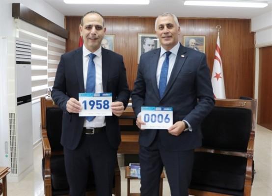 Amcaoğlu Lefkoşa Maratonu'na katılacak