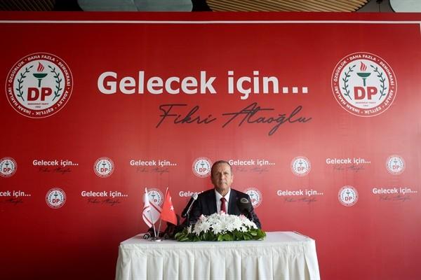Ataoğlu: DP Genel Başkanlığına adayım...