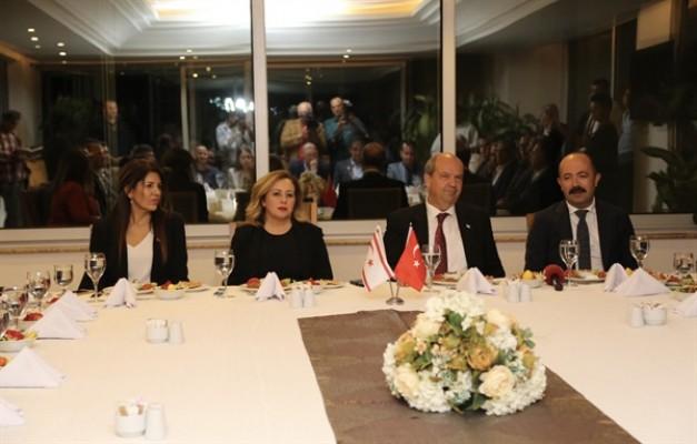 Başbakan Ersin Tatar Hatay'da...