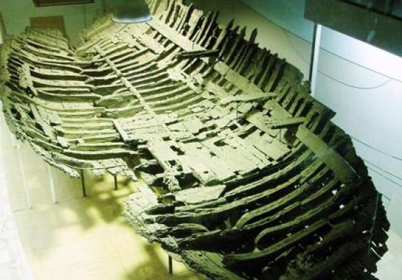 Batık Gemi Müzesindeki yenileme çalışmaları tamamlandı....