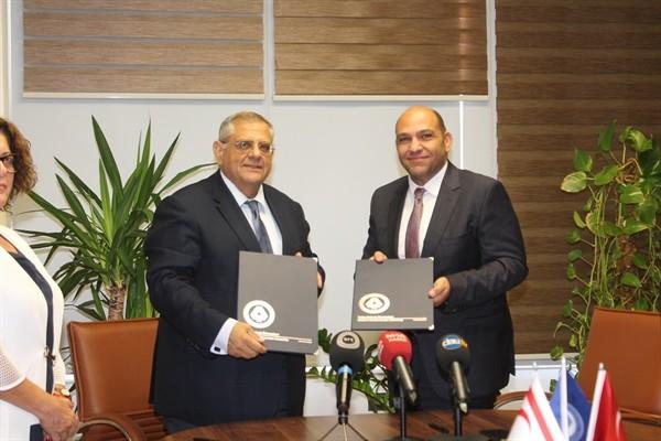 Bayındırlık ve Ulaştırma Bakanlığı ile DAÜ arasında mutabakat anlaşması