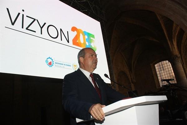 "Ekonomi'de ""Vizyon 2035"" tanıtıldı"