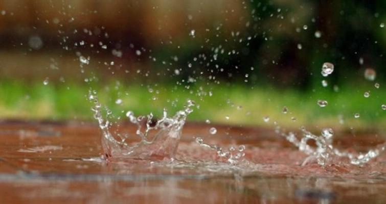 En çok yağış metrekareye Doğancı'da kaydedildi