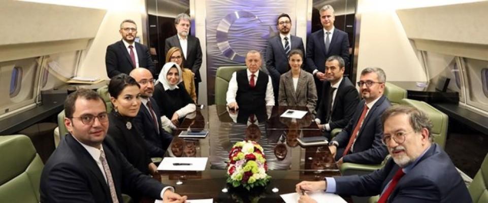 Erdoğan: Harekat başarıyla yürüyor!