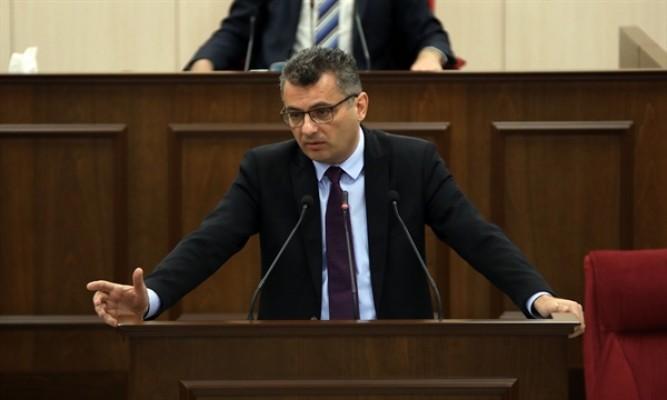 Erhürman'dan  'Barış Pınar Harekatı' mesajı...