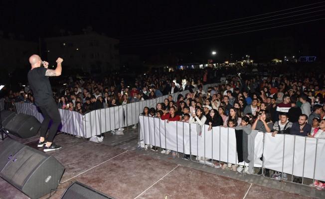 Festivalde dün akşam Kıbrıslı sanatçılar yer aldı...