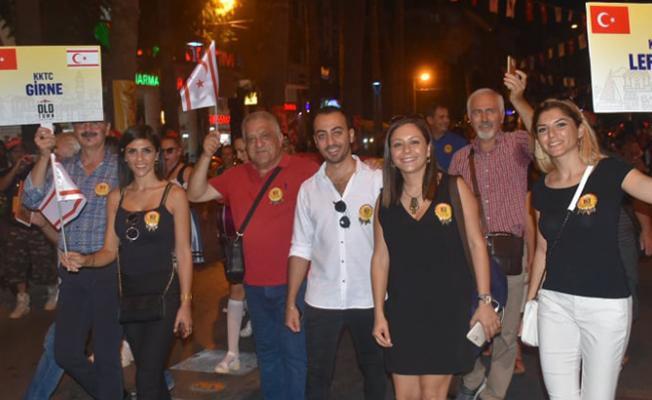 Girne, Antalya'da 24 ülkeye tanıtıldı